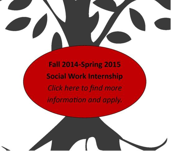 Fall Internship Announcement